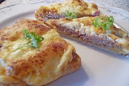 Bratwurst - Toast 11