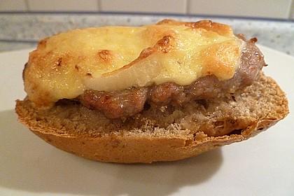 Bratwurst - Toast 10