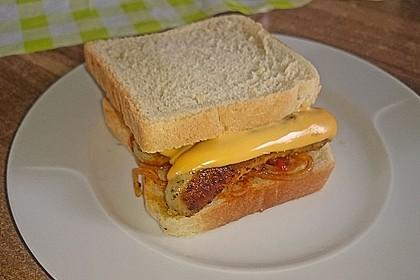Bratwurst - Toast 18
