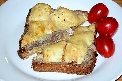 Bratwurst - Toast 6