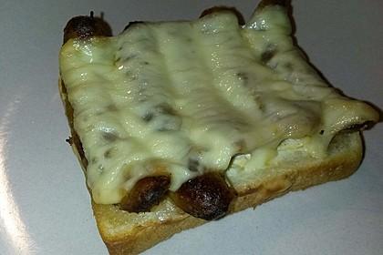 Bratwurst - Toast 24