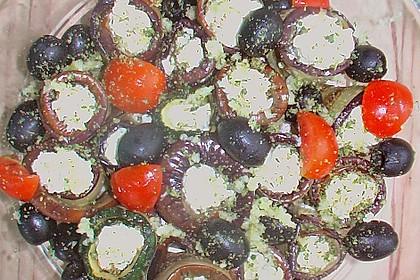 Eingelegte Zucchiniröllchen 99