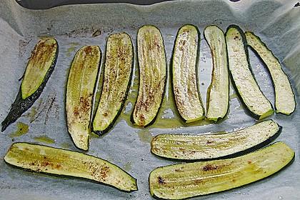 Eingelegte Zucchiniröllchen 46