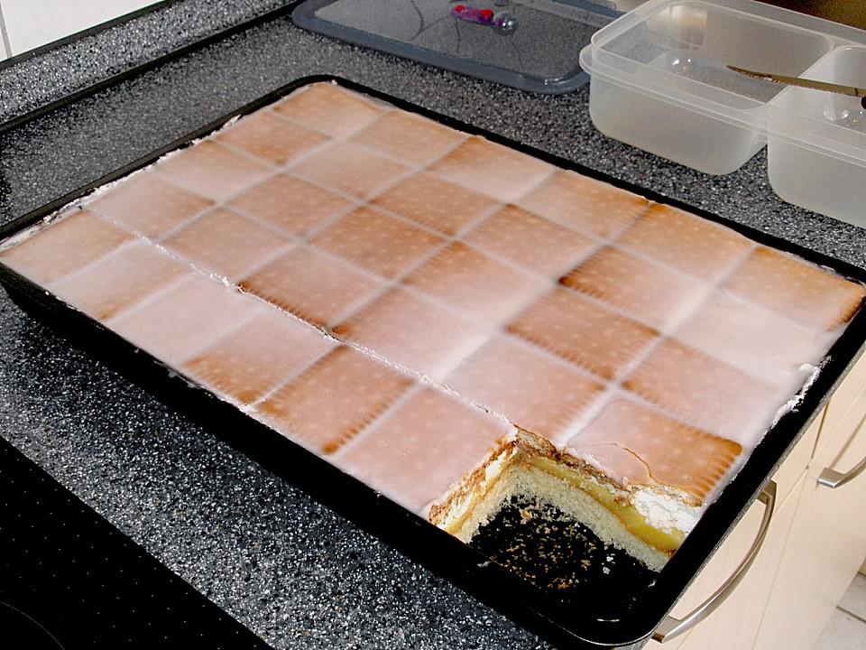 Zitronen Keks Kuchen Von Aussi21 Chefkoch De