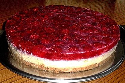 Himbeer Mascarpone Torte Von Mariana18682 Chefkoch De