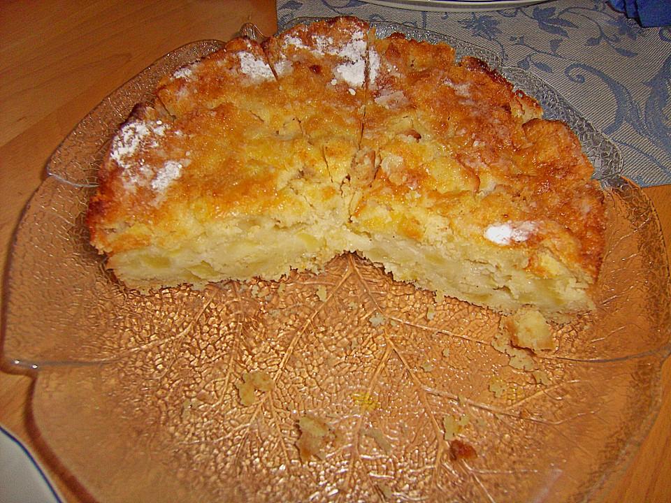 Apfelkuchen Litauische Art Von Renkleov Chefkoch De