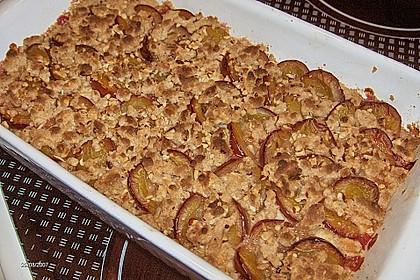 Zwetschgenkuchen mit Joghurtboden 5