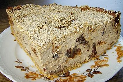 Quark ( trocken ) - Pflaumen Kuchen
