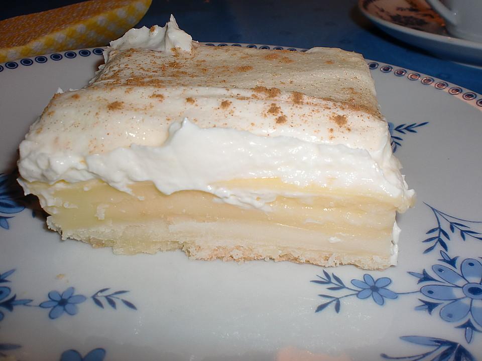 Schmand Pudding Kuchen Von Monarisa Chefkoch De