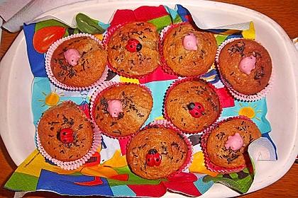 Einfache Muffins 11