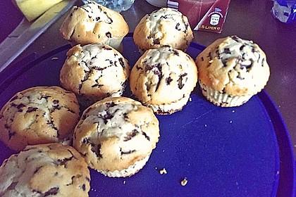 Einfache Muffins 13