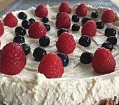New York Chocolate Cheesecake (Bild)