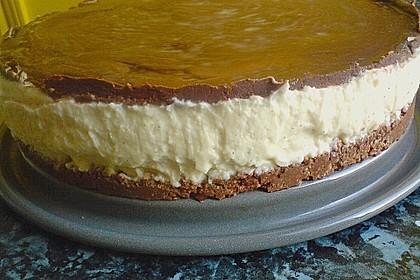 New York Chocolate Cheesecake 13