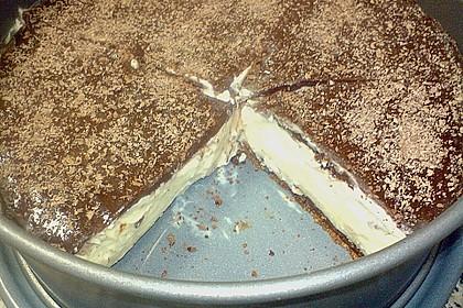 New York Chocolate Cheesecake 22