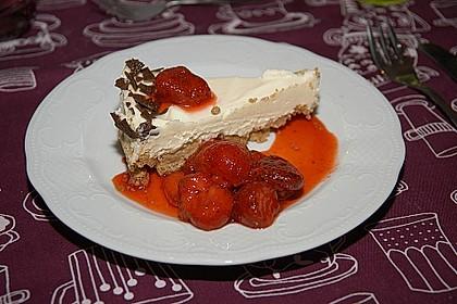 New York Chocolate Cheesecake 7