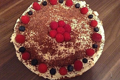 New York Chocolate Cheesecake 8