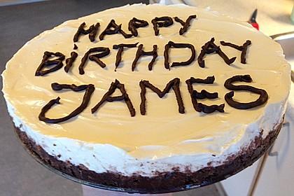 New York Chocolate Cheesecake 20