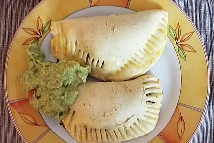 Empanadas - chilenisch/mexikanische Hackfleischtaschen 6