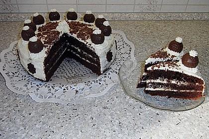 Omas Rotweinkuchen