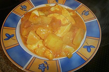 Eier - Kartoffel - Curry 5