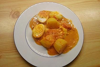 Eier - Kartoffel - Curry 10