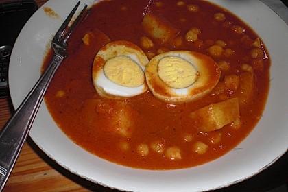 Eier - Kartoffel - Curry 9