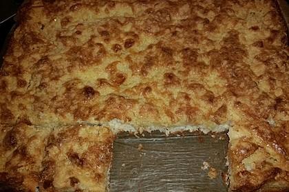 Omas Zuckerkuchen mit Streuseln 2