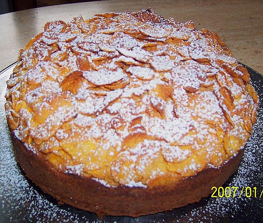 Cornflakes Kuchen Von Ella1974 Chefkoch De