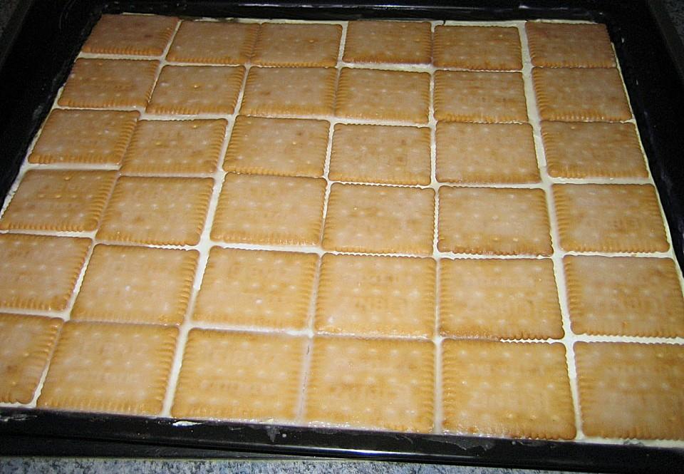 Blechkuchen Mit Keksen Von Regina223 Chefkoch De