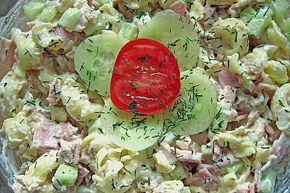 Tortellini - Salat