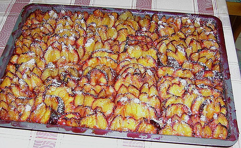 Hefe Pflaumenkuchen Von Fritzulla Chefkoch
