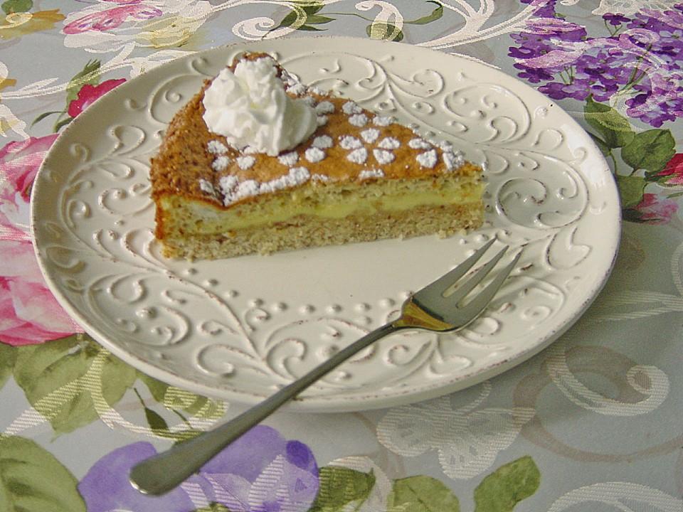 Andalusischer Mandelkuchen Von Roteadelline Chefkoch De