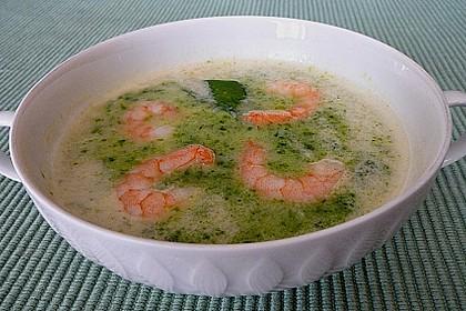 Bärlauch - Suppe 4