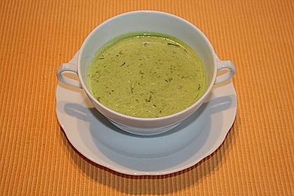 Bärlauch - Suppe 2