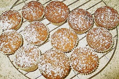 Nutella - Mandel - Muffins 8