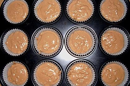 Nutella - Mandel - Muffins 11