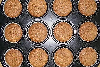 Nutella - Mandel - Muffins 5