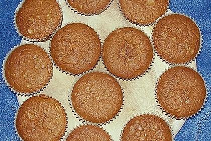 Nutella - Mandel - Muffins 3