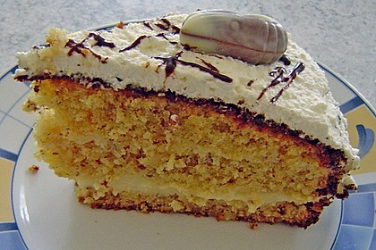 Nuss - Pudding Torte 17