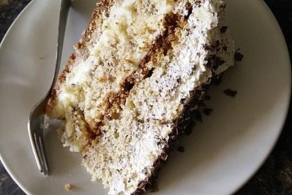 Nuss - Pudding Torte 23