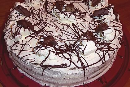 Nuss - Pudding Torte 25
