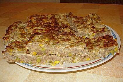 Balkanpfanne mit Käsesoße 3