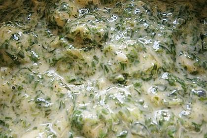 Gnocchi in Spinatkäsesoße 49