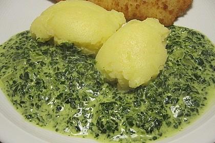 Gnocchi in Spinatkäsesoße 31