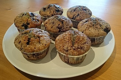 The best blueberry Muffins 55