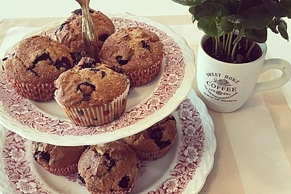 The best blueberry Muffins 35