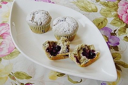 The best blueberry Muffins 27