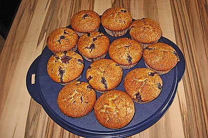 The best blueberry Muffins 42