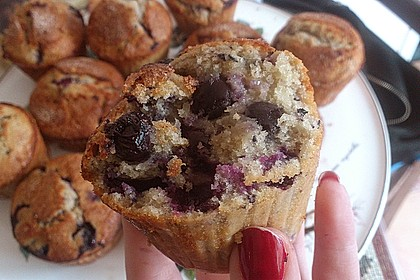 The best blueberry Muffins 57