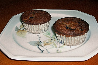The best blueberry Muffins 75